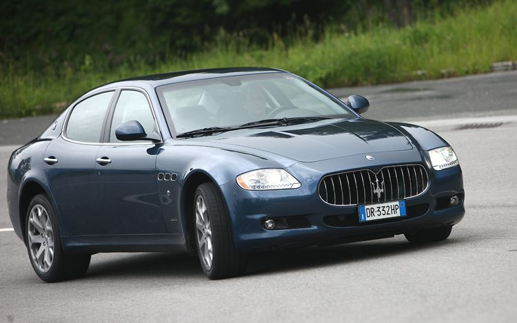 2009 Maserati Quattroporte S · Quattroporte Videos. Number of Votes: 0
