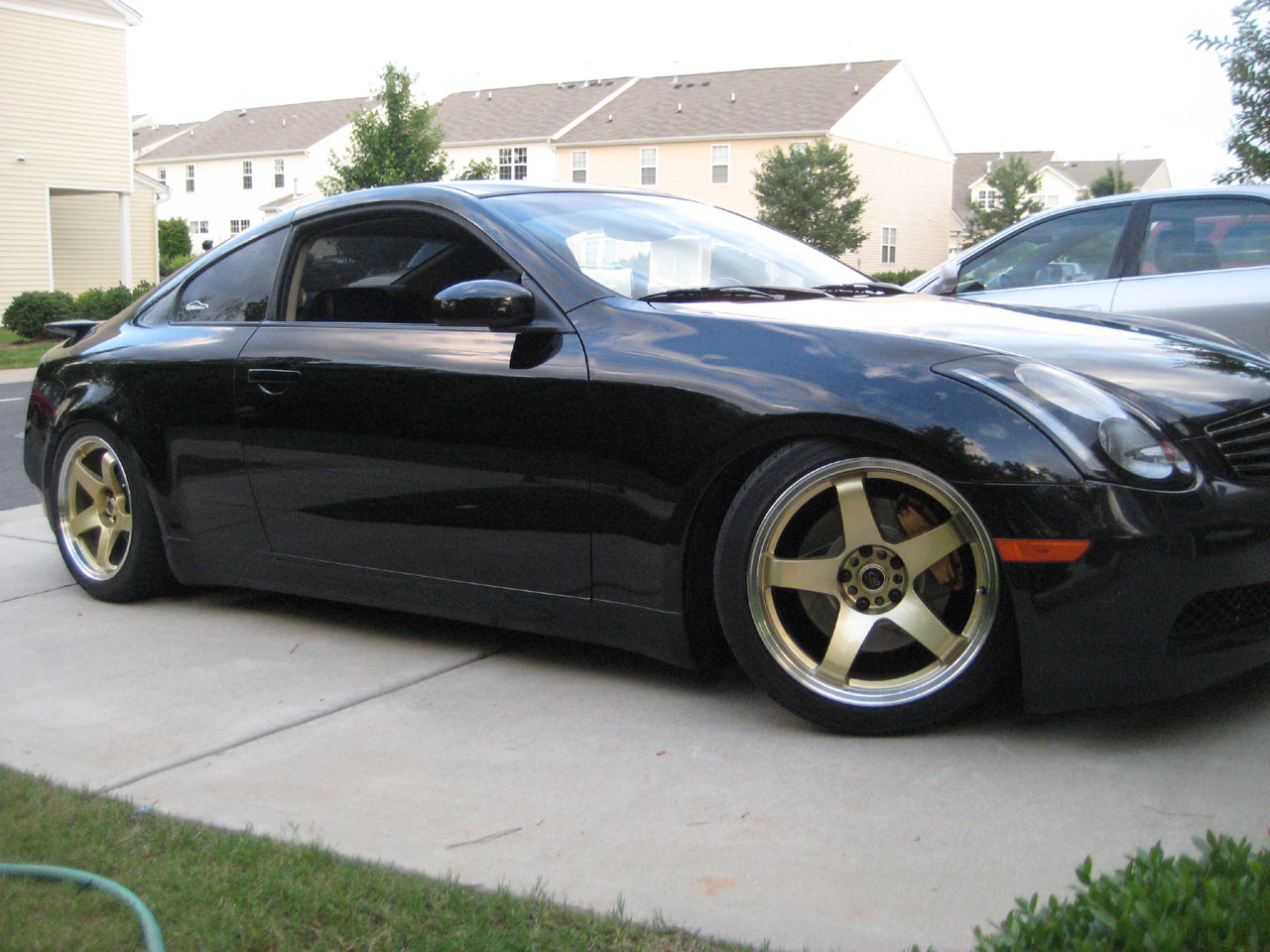 2003  Infiniti G35 6MT coupe picture, mods, upgrades
