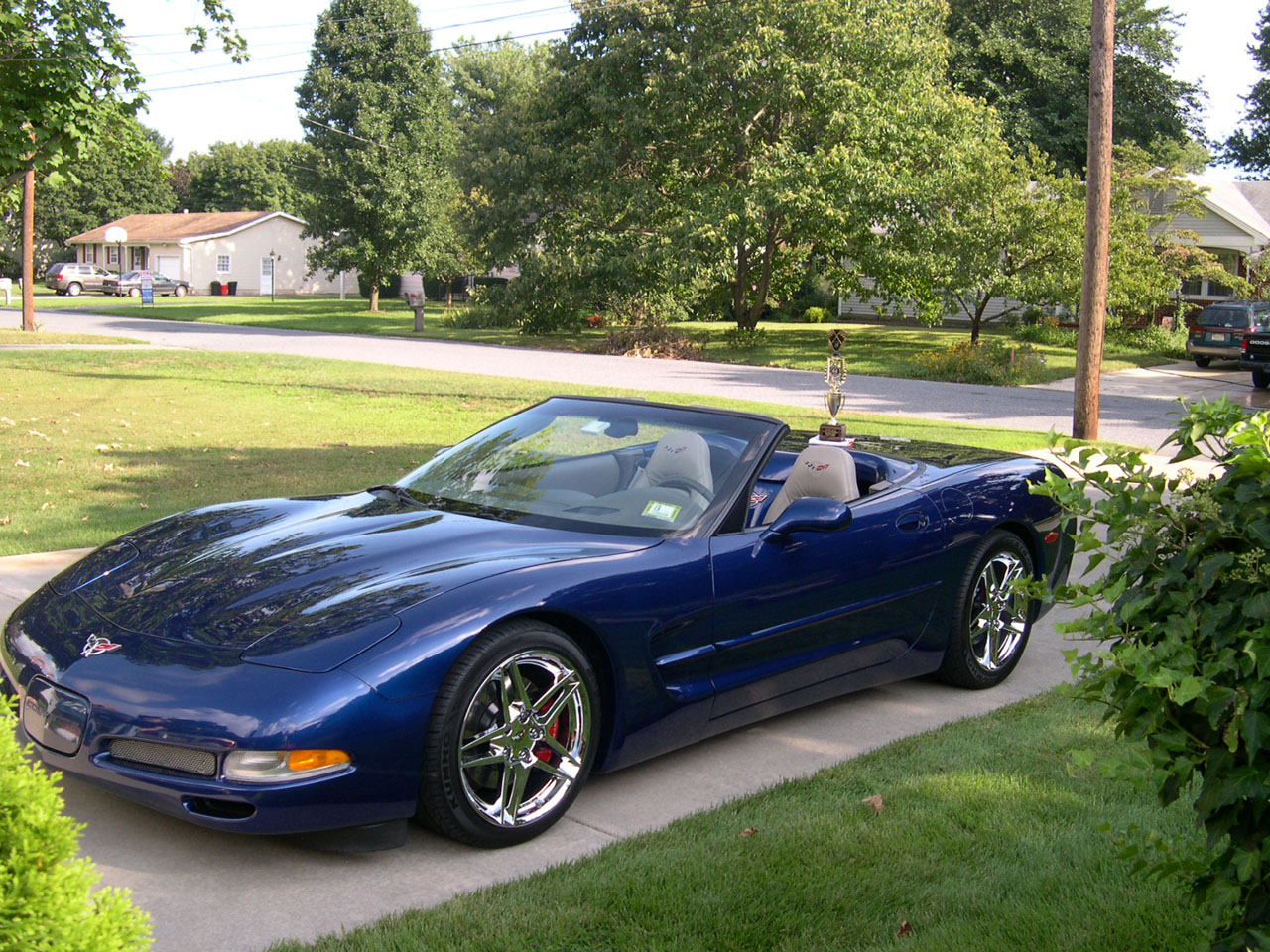 2004  Chevrolet Corvette Convertible picture, mods, upgrades