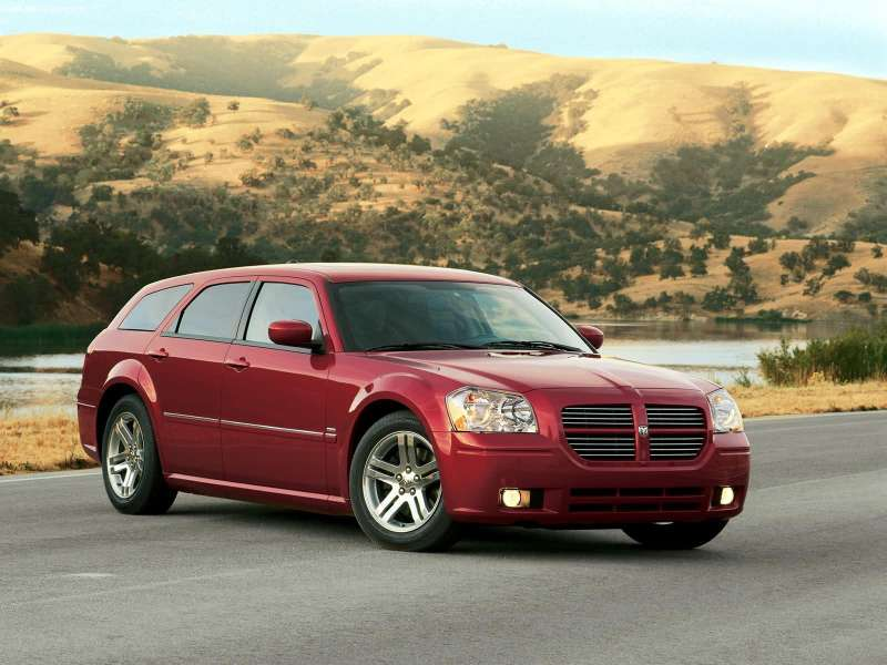 2005  Dodge Magnum r/t picture, mods, upgrades