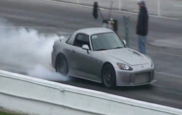 Honda S2000 Turbo