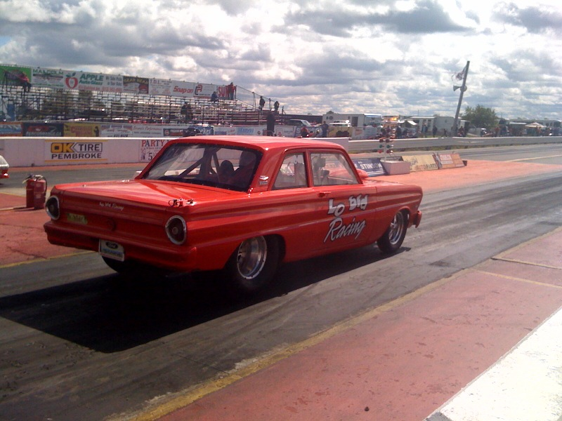 1965  Ford Falcon Futura picture, mods, upgrades