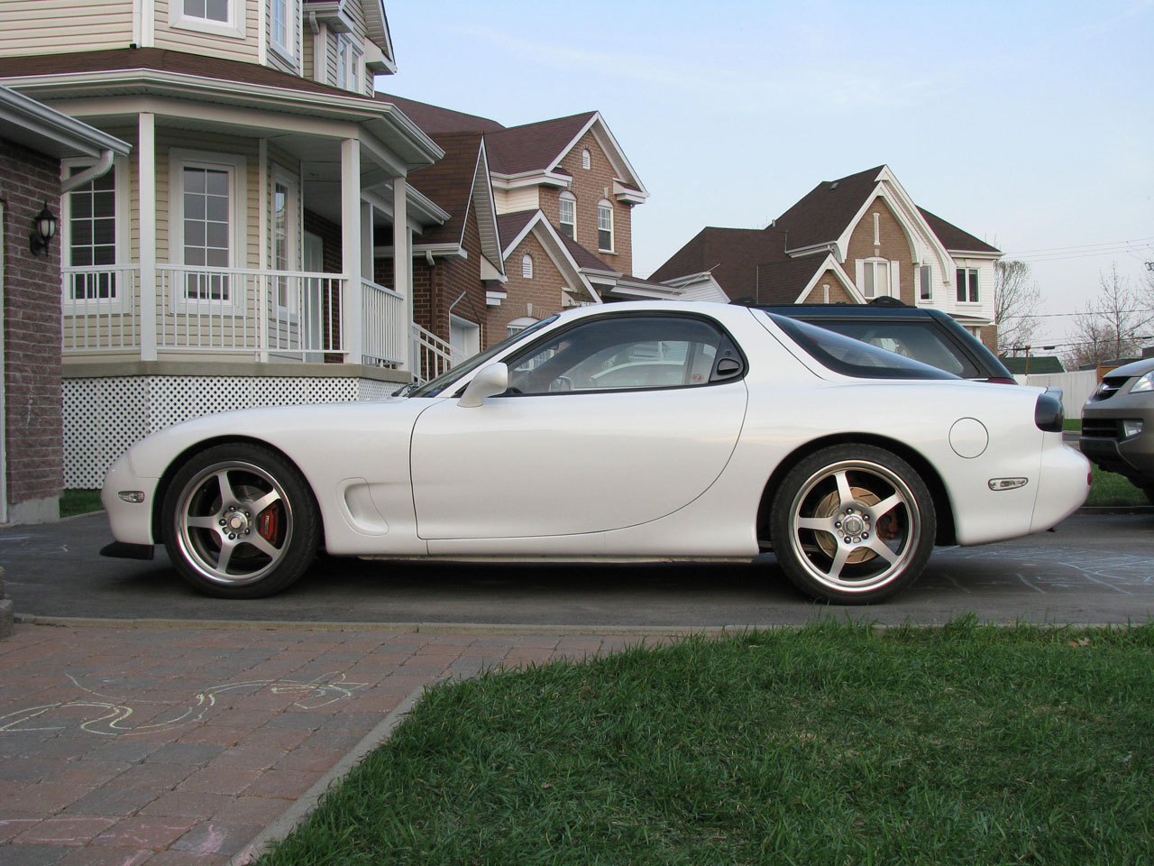 1993  Mazda RX-7 touring picture, mods, upgrades