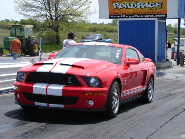 2007 Ford Mustang Shelby-GT500 Coupe