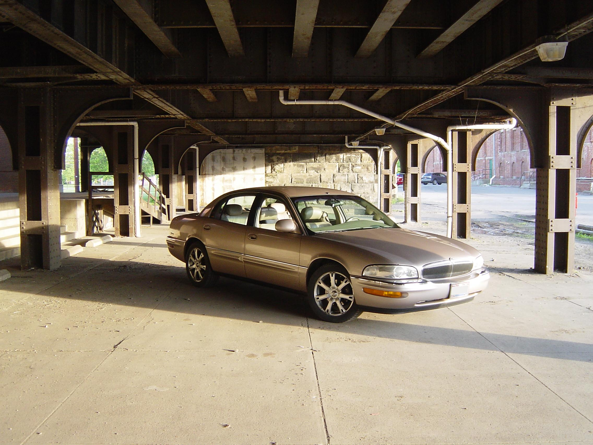 1998 buick park avenue ultra supercharged specs