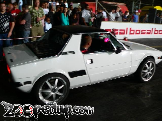 1977  Fiat X19  picture, mods, upgrades