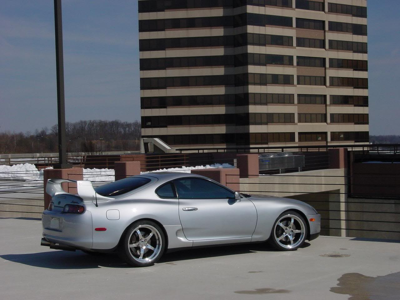 1993  Toyota Supra  picture, mods, upgrades