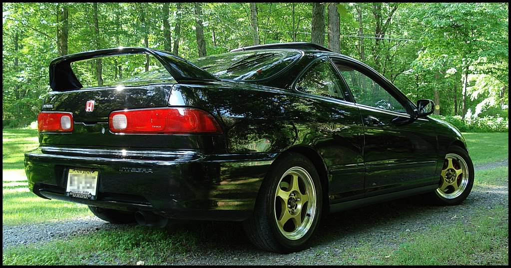 1998 Acura Integra LS GT28r Turbo