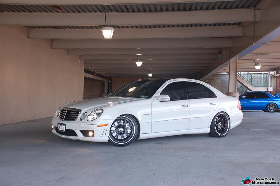 2008  Mercedes-Benz E63 AMG  picture, mods, upgrades