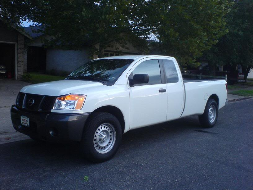 2008  Nissan Titan LWB King Cab XE FST picture, mods, upgrades