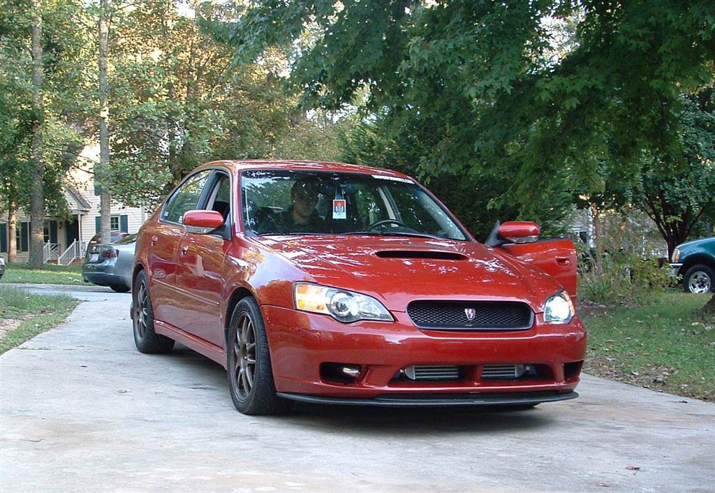2005 Subaru Legacy Gt 1 8 Mile Drag Racing Timeslip 0 60