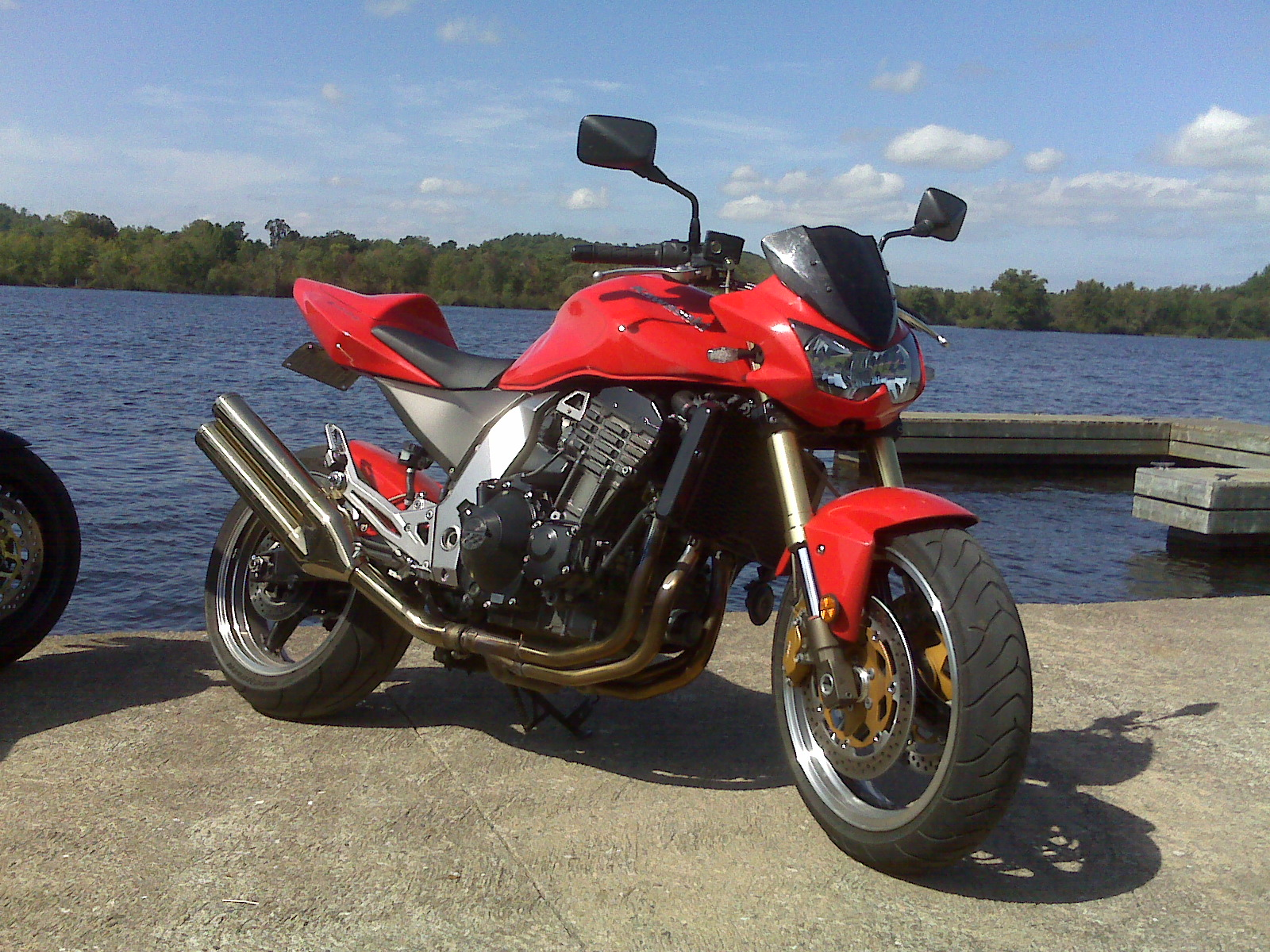 2004  Kawasaki  z1000 picture, mods, upgrades