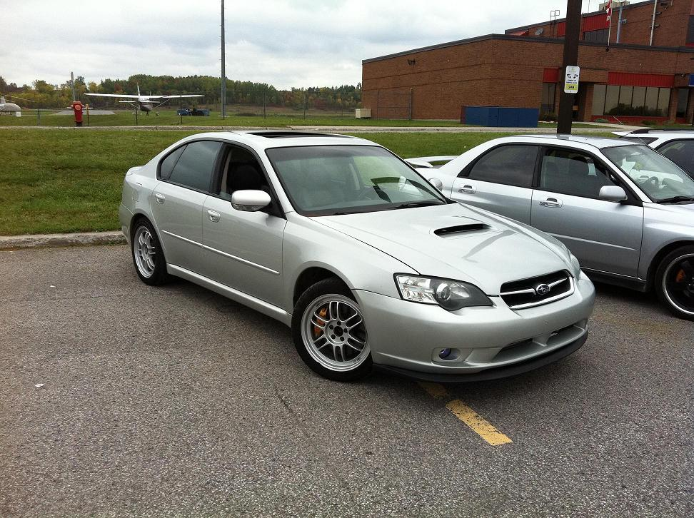 2005  Subaru Legacy GT picture, mods, upgrades