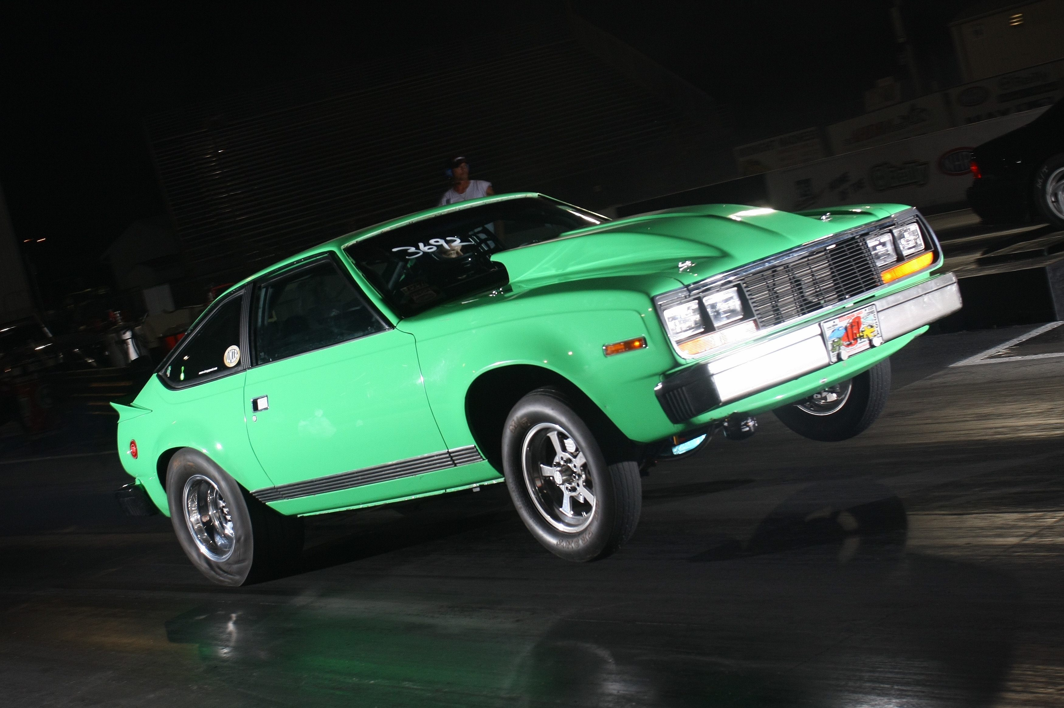 1980  AMC Spirit AMX picture, mods, upgrades