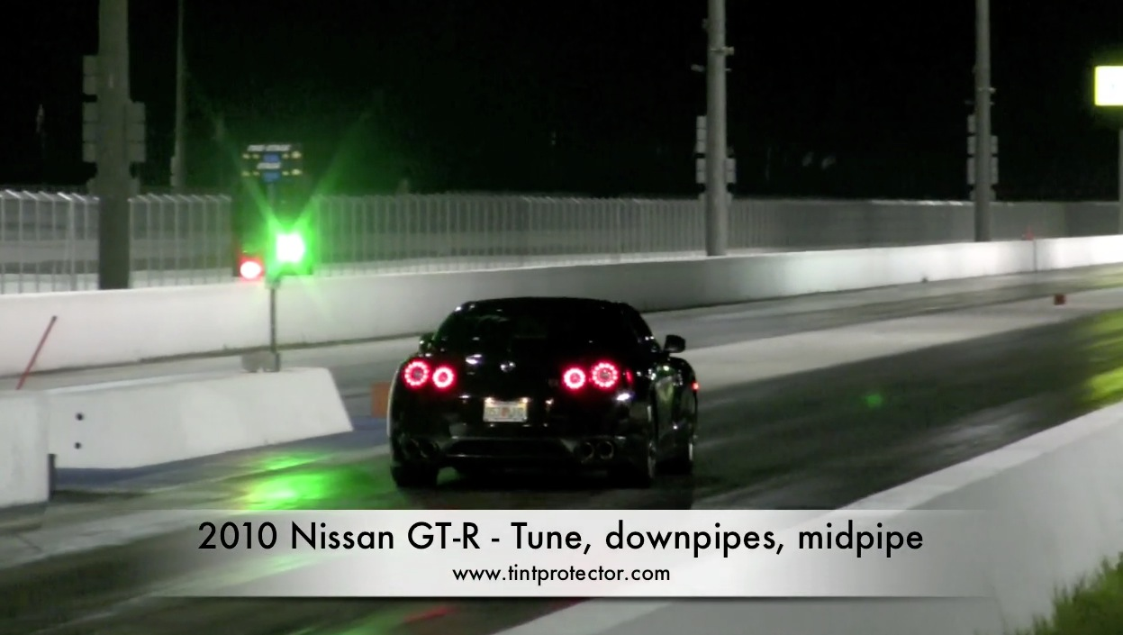 2010  Nissan GT-R Downpipes, Midpipe, Tune picture, mods, upgrades