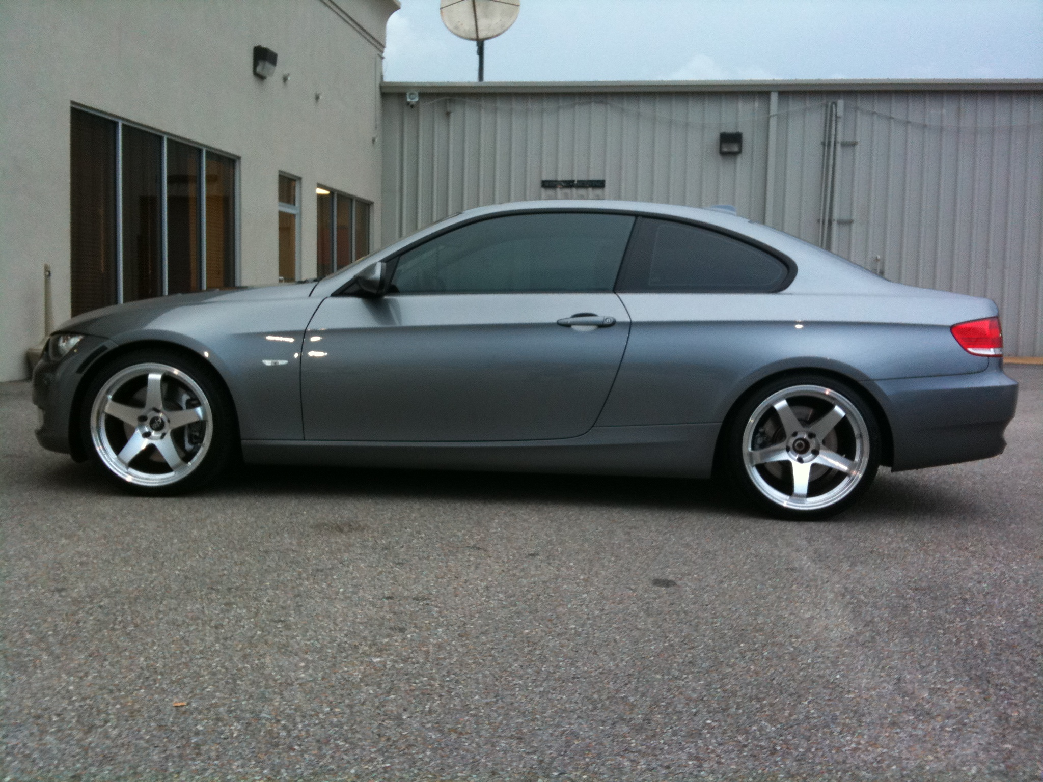 BMW I Coupe JB Mile Drag Racing Timeslip Specs - 2007 bmw 335i performance upgrades