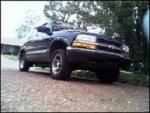 2001  Chevrolet S10 Blazer LS picture, mods, upgrades
