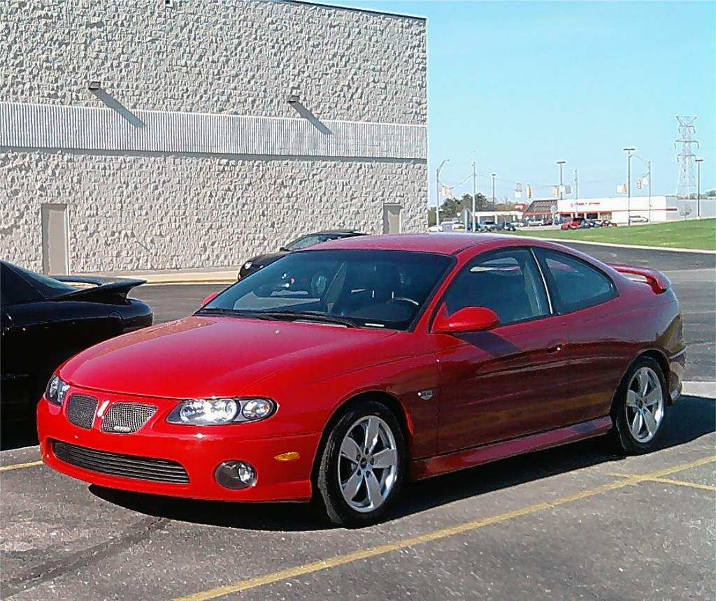 2004 Pontiac GTO ls1     6 speed