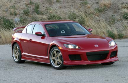 2007  Mazda RX-8 GT picture, mods, upgrades