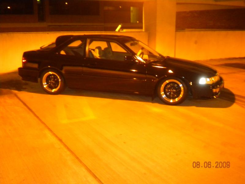 1993  Acura Integra ls picture, mods, upgrades