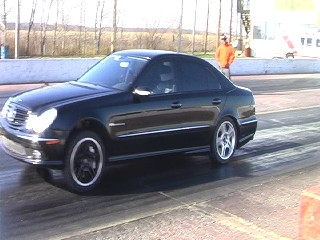 2004  Mercedes-Benz E55 AMG LET by ChicagoX (nitrous) picture, mods, upgrades