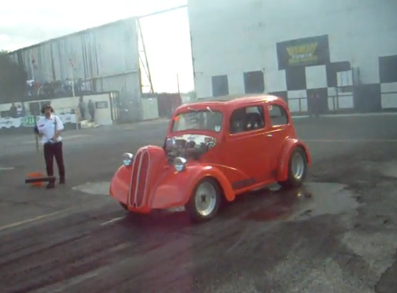 1955  Ford Anglia 103e picture, mods, upgrades