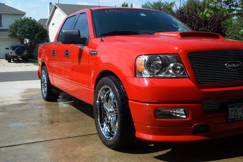 2004 Ford F150 SuperCrew Roush clone