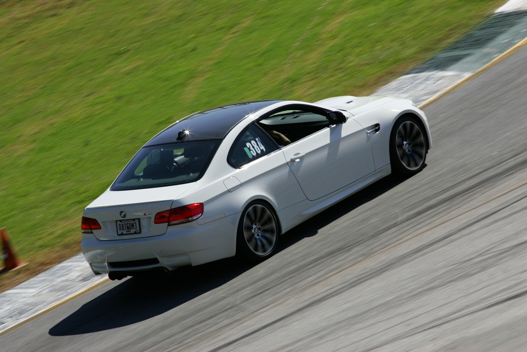 2009 BMW M3 E92 1/4 mile trap speeds 0-60 - DragTimes.com