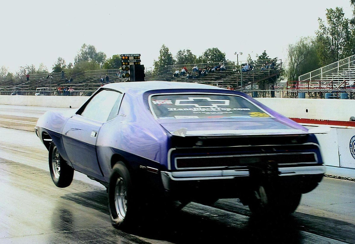 1972  AMC Javelin SST picture, mods, upgrades