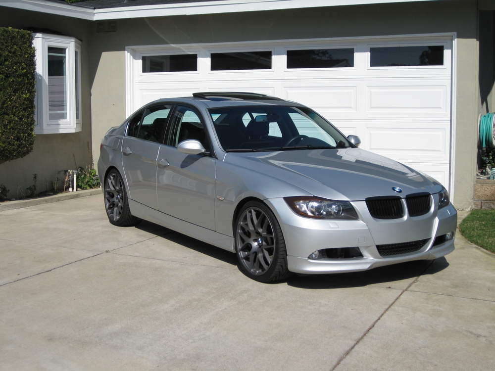 BMW I GIAC Stage MT Sedan Mile Drag Racing - 2007 bmw 335i performance upgrades