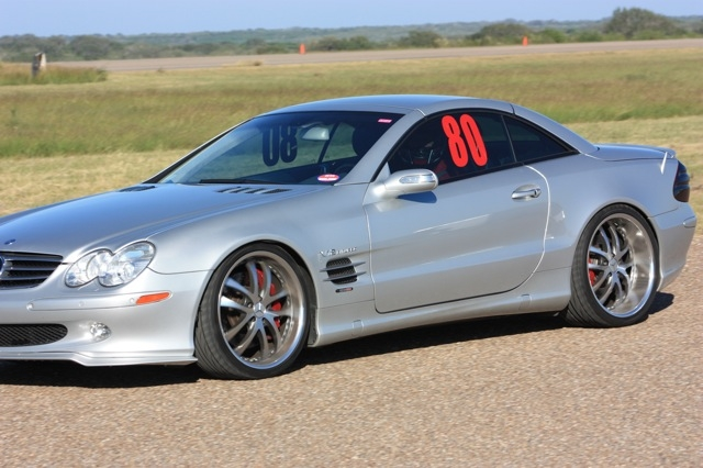 2007  Mercedes-Benz SL600  picture, mods, upgrades