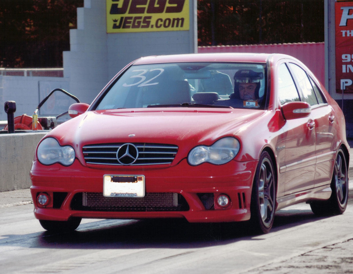 2002  Mercedes-Benz C32 AMG Bergen Imports picture, mods, upgrades