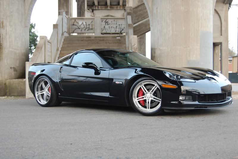 2007  Chevrolet Corvette ZO6 picture, mods, upgrades