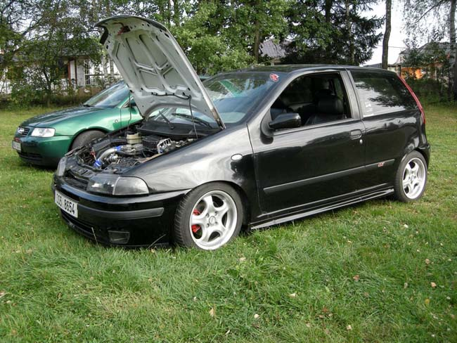 1995  Fiat Punto GT picture, mods, upgrades