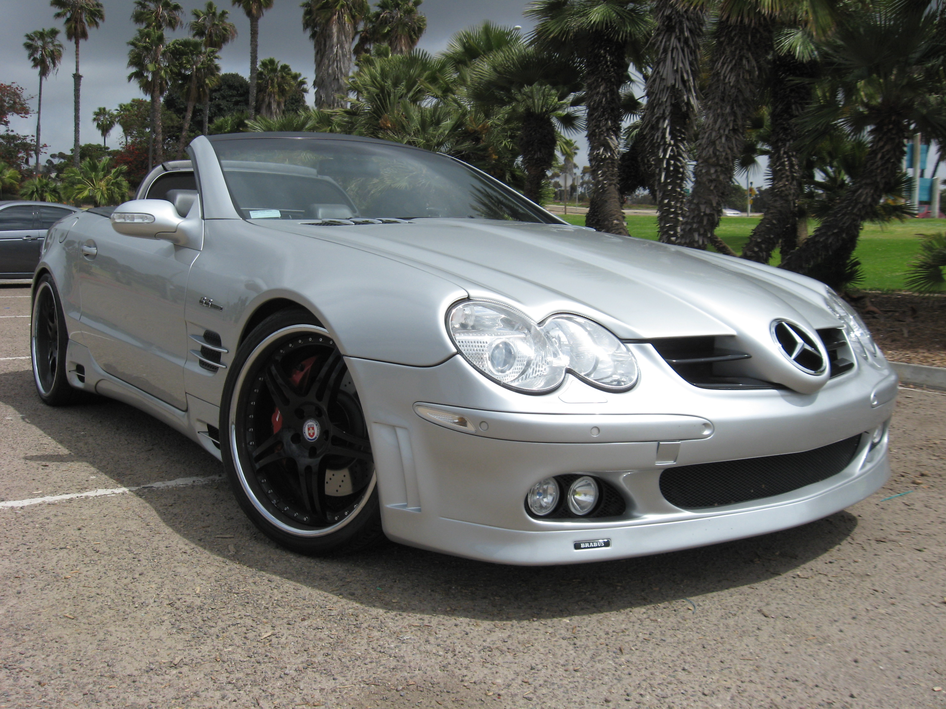 404 not found for Mercedes benz sl55 amg