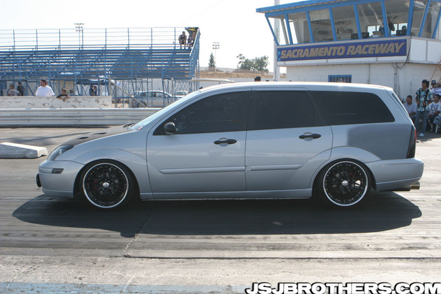 2002 Ford Focus ZTW 1/4 mile Drag Racing timeslip specs 0-60