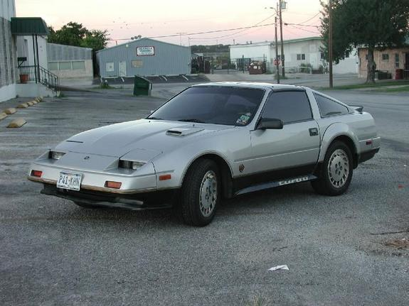 1984  Nissan 300ZX Anniversary Edition, 5MT Turbo picture, mods, upgrades