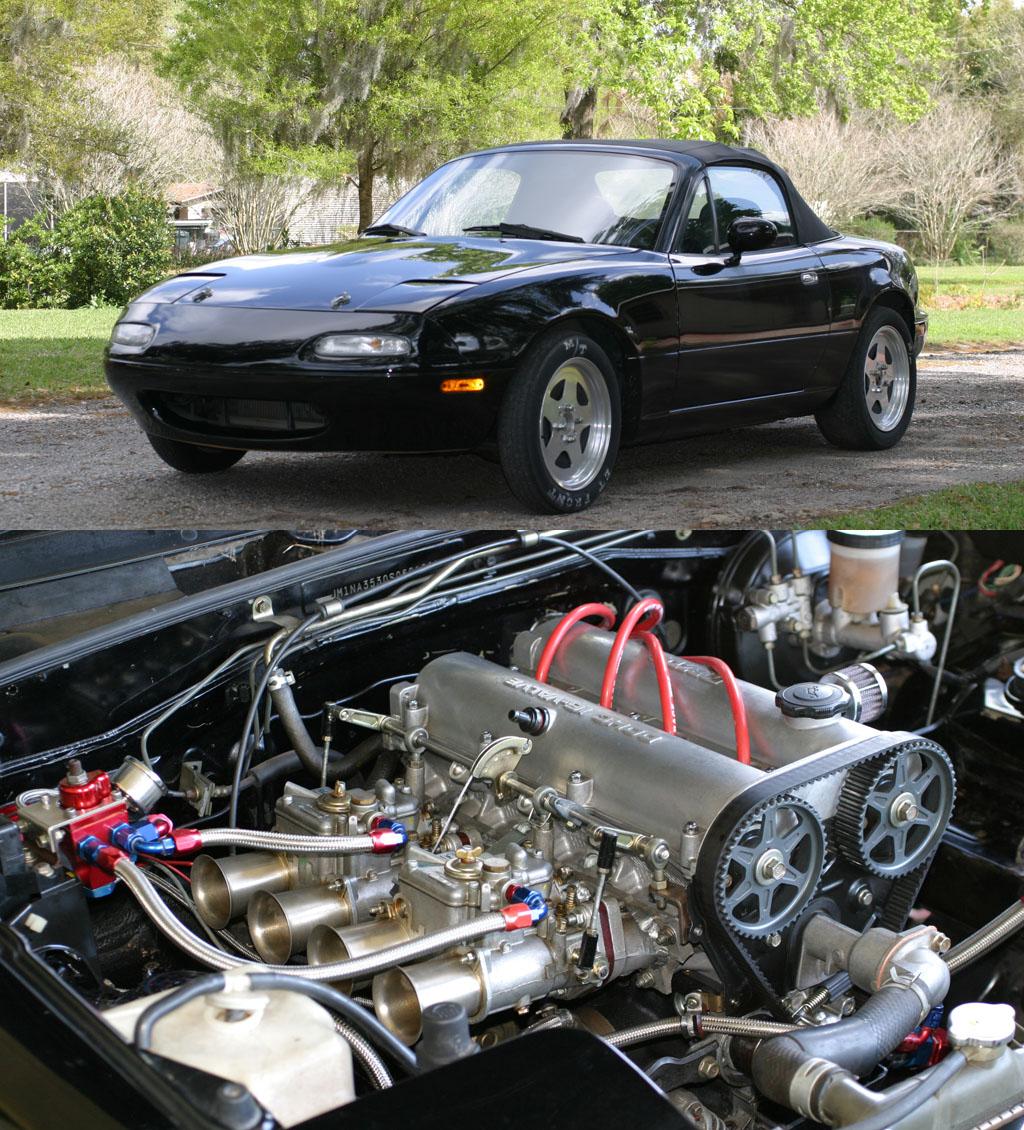 1995 Mazda Miata MX5 Base naturally aspirated Pictures Mods