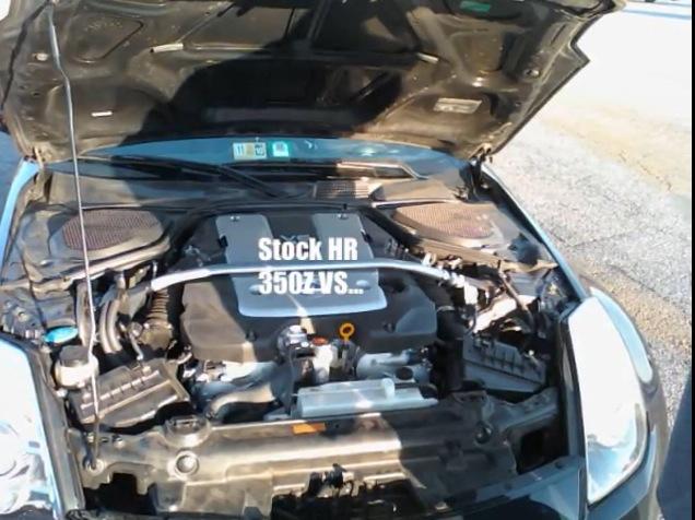 2008 Nissan 350Z HR