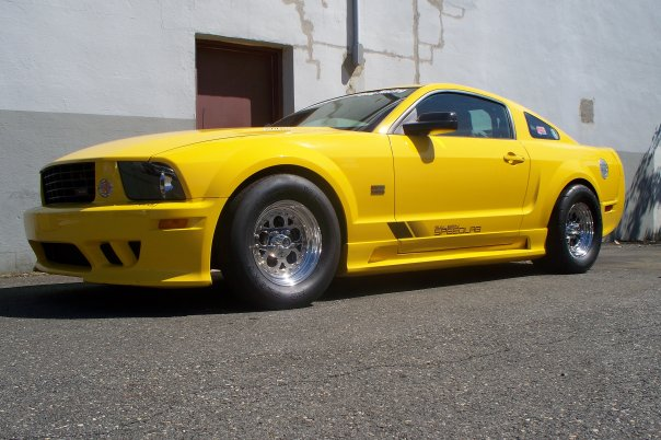 2006 Saleen Ford Mustang S281 Scenic Roof. 2006 Ford Mustang Saleen S281