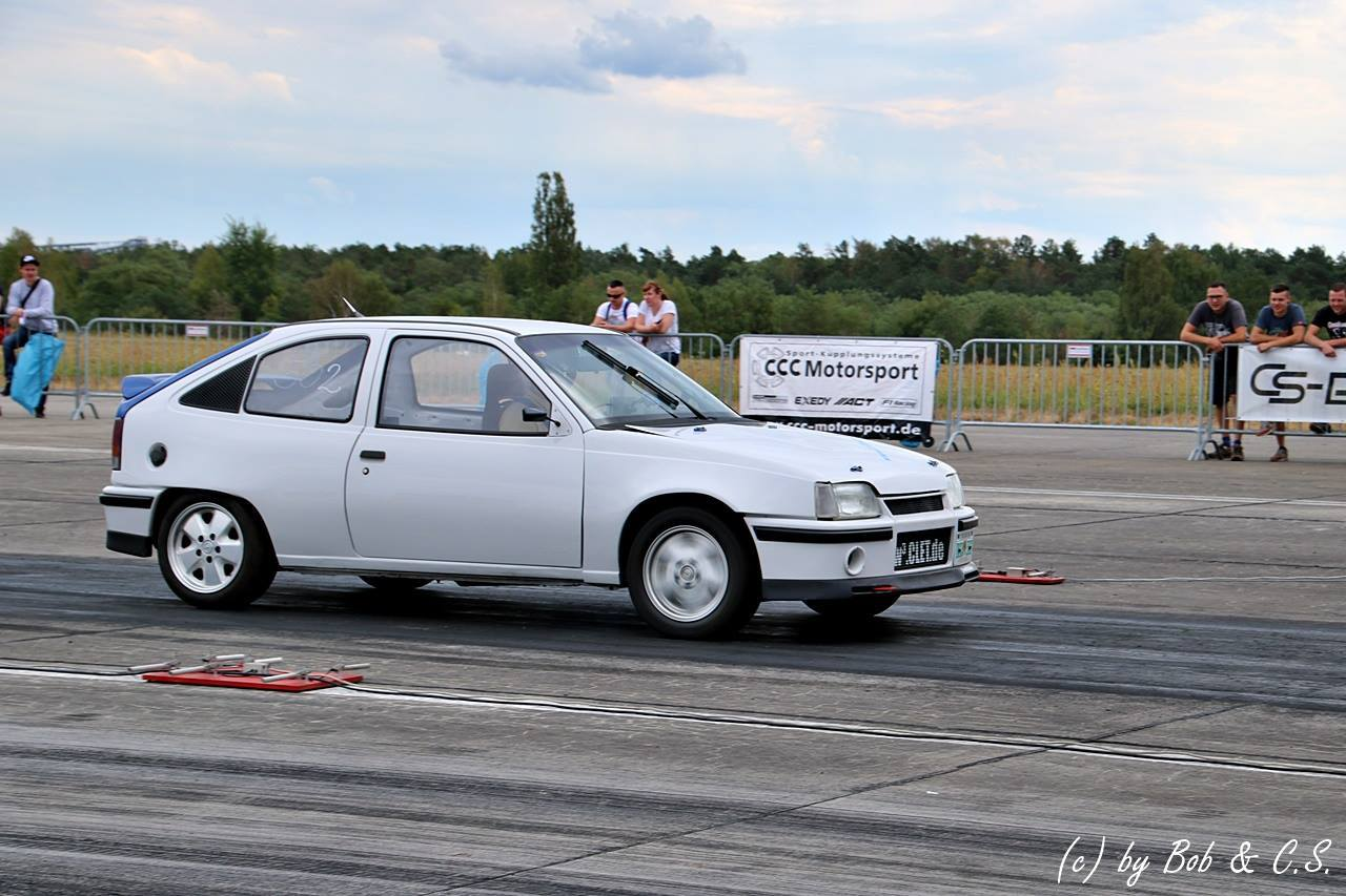Do you like this car? You can vote for this Opel Kadett GSI to be the