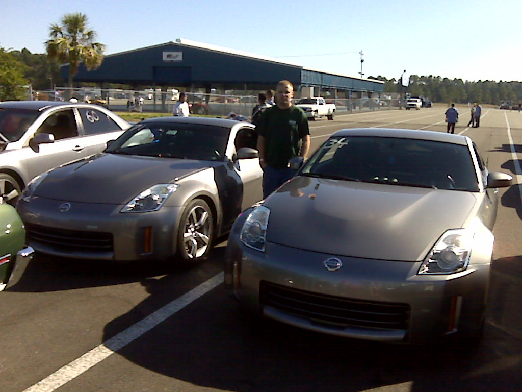 2007  Nissan 350Z Base picture, mods, upgrades