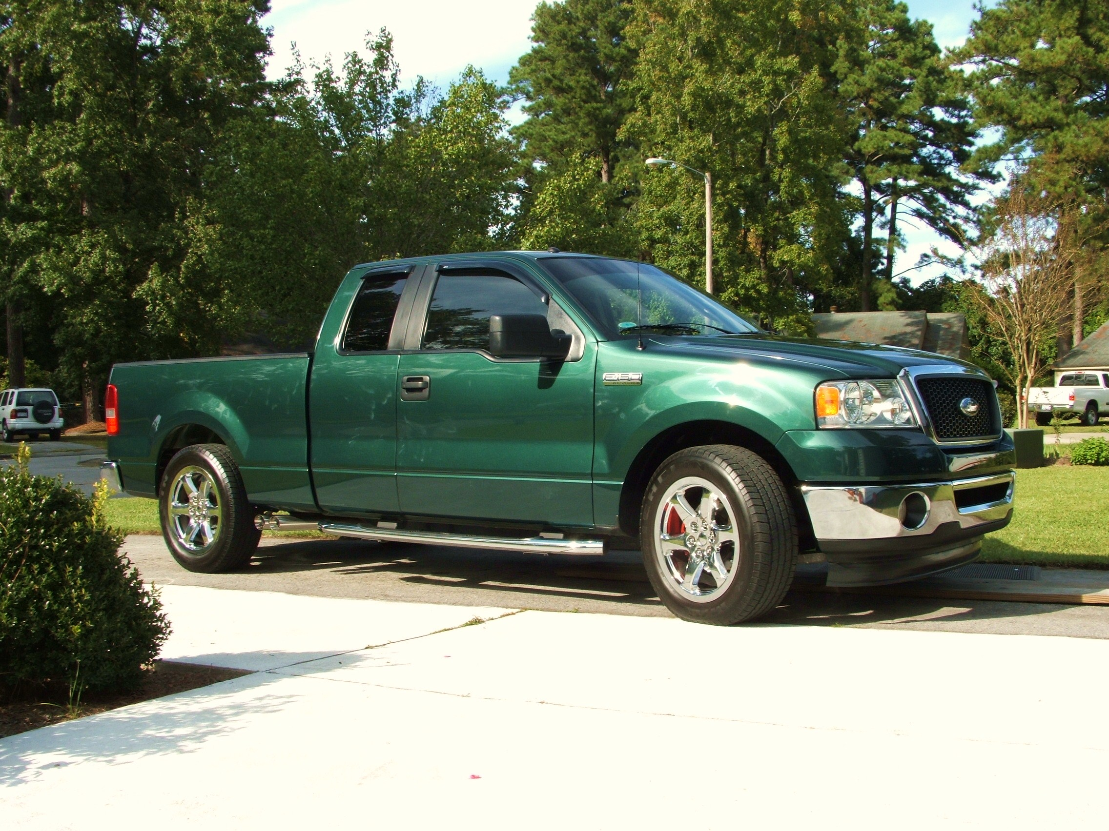 2007 ford f150 xlt picture mods upgrades