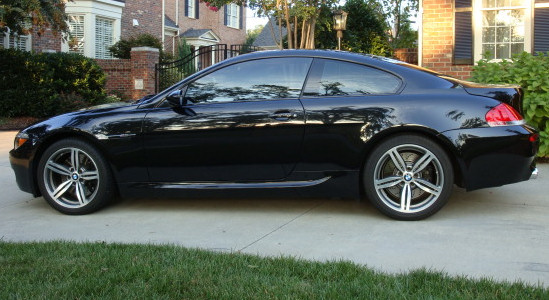 2007  BMW M6 SMG picture, mods, upgrades
