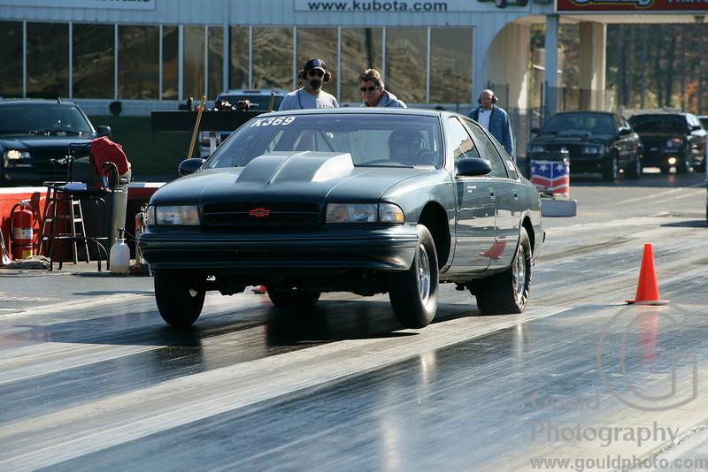 1996 Chevrolet Impala SS 1/4 mile Drag Racing timeslip specs