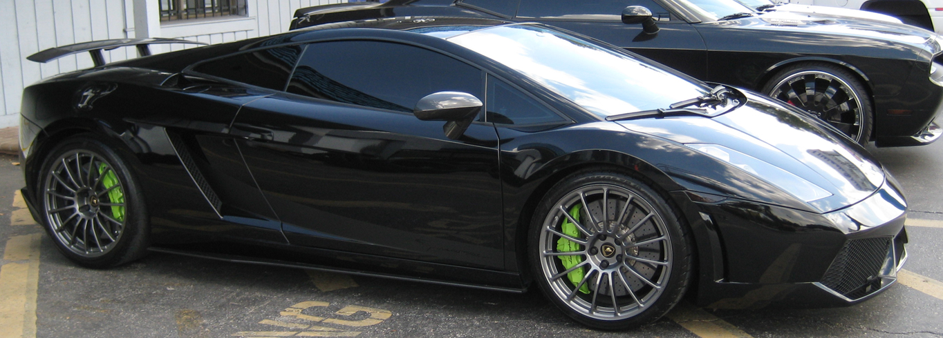 2008 Lamborghini Gallardo Superleggera Twin Turbo