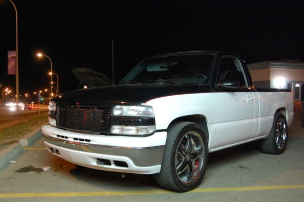 2002  Chevrolet Pickup Silverado picture, mods, upgrades