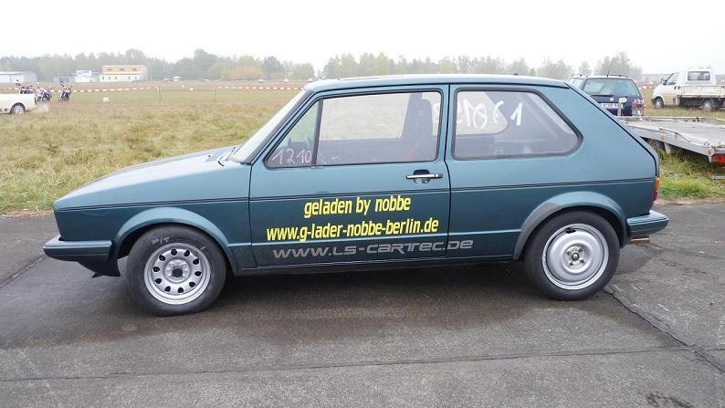 1983 Volkswagen Golf Ii Gti. 1983 Volkswagen Golf MK1 G60