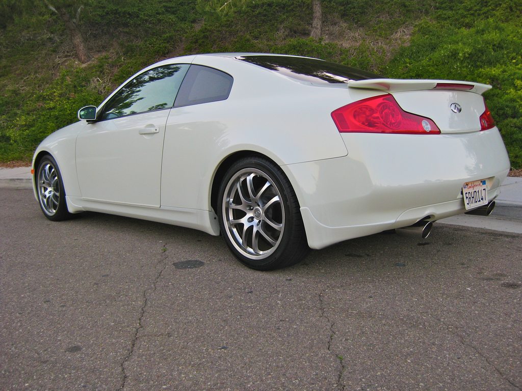 2005  Infiniti G35 Sport 6MT REVUP picture, mods, upgrades