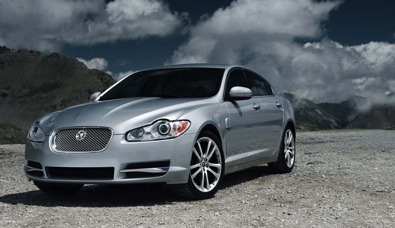 2010  Jaguar XF 4.2 picture, mods, upgrades